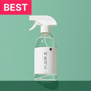 [순수백과] 순수백과 피톤치드 섬유 공기 편백나무 원액 스프레이