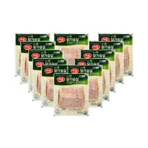 하림 밥싸먹는 슬라이스 햄 43g x 12봉