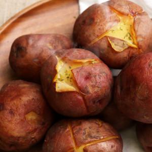 포슬포슬 속노란 홍감자 GAP인증 감자 5kg 120g 이하