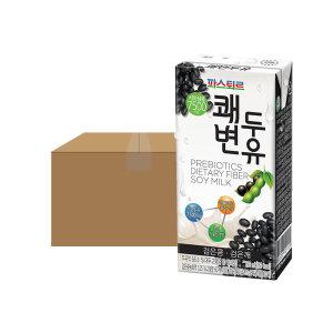[쾌변] 파스퇴르 쾌변두유 검은콩 190mL 60팩
