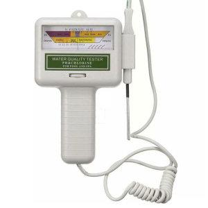 PC101 수질 테스터기 PH 농도 잔류 염소측정기