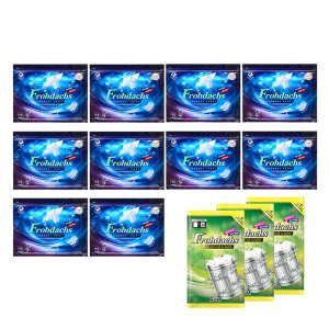프로닥스 시트 세탁세제 더블액션 150매+세탁조클리너