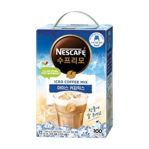 네스카페 수프리모아이스믹스100T+사은품 증정