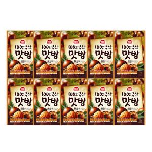 사조 국산맛밤 70g x12봉