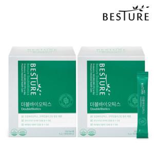 [베스처] 더블바이오틱스 유산균 100포 신바이오틱스