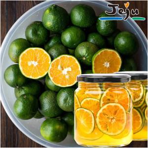 당일수확 청귤 2.5kg(1+1)구매시 5kg증정