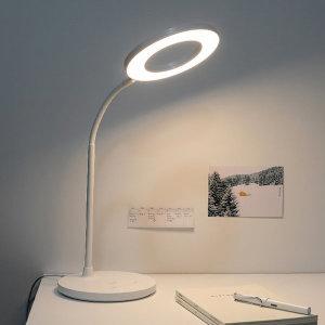 [무아스] 시력보호 LED스탠드 풀문 L사이즈 학습용 스탠드