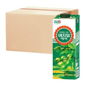 [베지밀] 베지밀 담백한 베지밀A 950ml  12팩