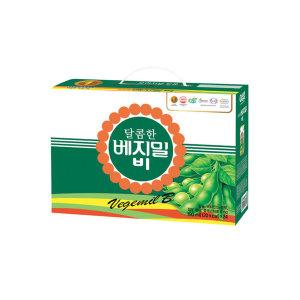 달콤한 베지밀B 190ml 24팩x2박스 (총 48팩)