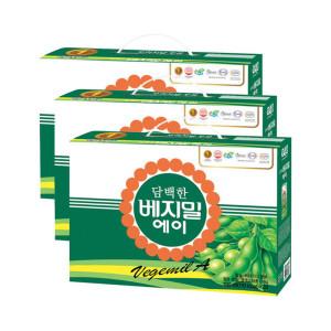 [베지밀] 정식품 담백한 베지밀A 190ml  24팩 x 2박스 (총 48팩)
