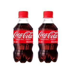 [코카콜라] (본사직영) 코카콜라 300mlPET 24입