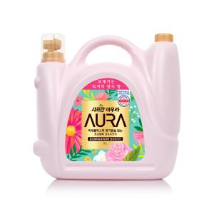 [Aura] 아우라 초고농축 섬유유연제 윌유 8L +펭수에코백