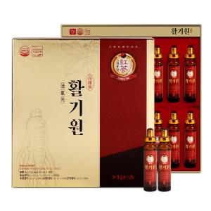[정원삼] 활기원 세트 홍삼 홍삼액 1박스(16병)