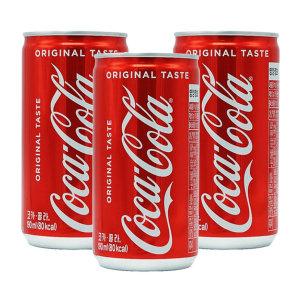 [코카콜라] 코카콜라 190mlx30캔 Coca
