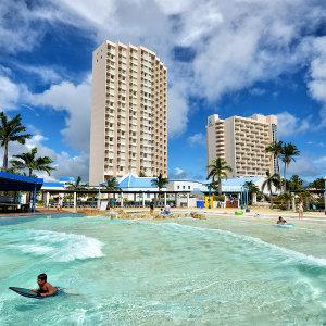 카드10%할인 괌 온워드 리조트 자유여행 5일 (조식포함)