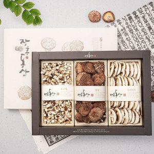 장흥 표고버섯 실속 선물세트