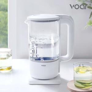 [보아르] 하티포트 무선 유리 주전자 전기 커피 포트 K0009