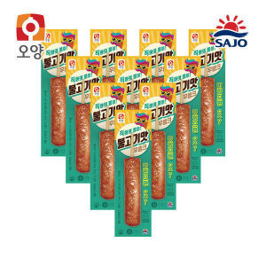 [사조] 사조 불고기맛 후랑크 70g 10팩