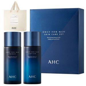 AHC 남자피부관리★온리포맨 토너로션세트