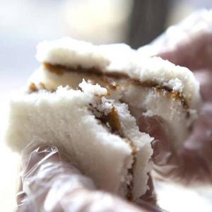 착한떡 우유꿀백설기 10개 / 우유백설기 10개