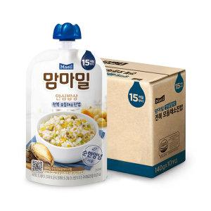 [매일유업 브랜드위크]맘마밀 전복모듬채소10팩