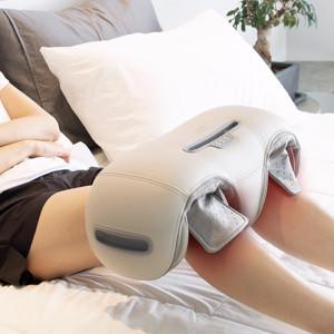 [오아] 듀얼 무릎 안마기 무선 온열 찜질 종아리 마사지기