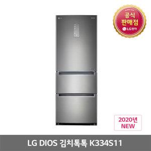 LG 디오스 스탠드형 김치냉장고 327L