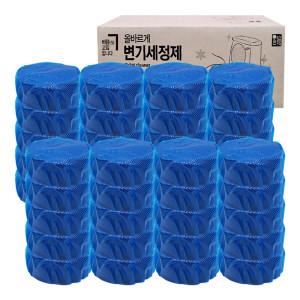 [올바르게] 올청 변기세정제 변기클리너 45g 40개입 /크리너 청소