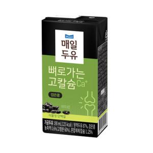 [20%쿠폰+15%카드] 뼈칼두유 검은콩 190ml 72팩