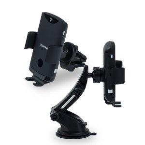 ROYCHE 15W 고속무선 충전패드+시거잭 충전기