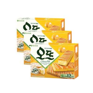 오리온 오뜨 치즈/쇼콜라 12Px3박스