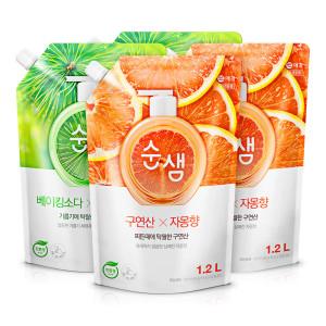 순샘 구연산/베이킹소다1.2Lx5개+사은품