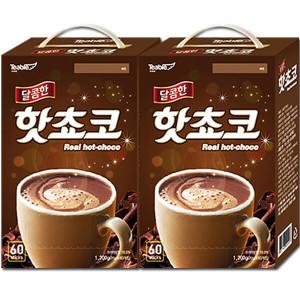 [희창] 티브레 달콤한 핫초코  60T+60T/코코아/우유/핫쵸코