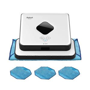 [아이로봇] 아이로봇 브라바 390t 물걸레 로봇청소기 미세먼지청소