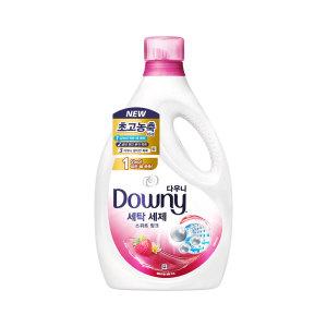 [다우니] 다우니 프리미엄 세탁세제 액체형 핑크 2.8L