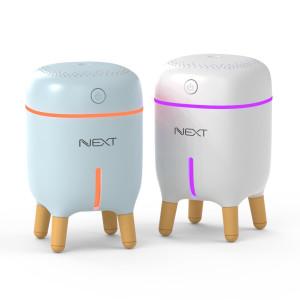 NEXT-233MH 미니 가습기 탁상용  화이트+블루 1+1제품