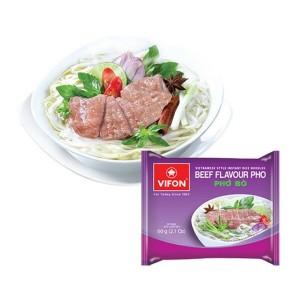 비폰 포보 베트남 쌀국수 소고기맛 60gx30봉