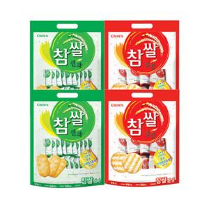 참쌀 선과(44봉)2개+설병(30봉)2개