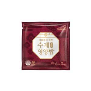 TV 빅마마 이혜정의 꽉찬 수제 영양밥 120gX20팩