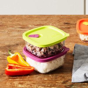 [락앤락] 락앤락 냉동밥보관용기 햇쌀밥용기 전자레인지용기