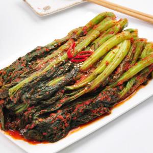 30년 전통 여수 김종임님의 갓김치 3kg