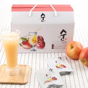 영주 김미숙님의 사과즙 애플순 110ml x 30팩