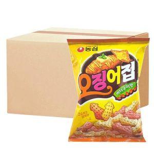 농심 오징어집83g 20개 박스