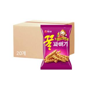 [꿀꽈배기] 꿀꽈배기90g 20개 박스