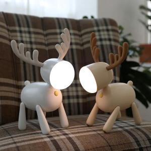 무아스 크리스마스 루돌프 LED 무드등