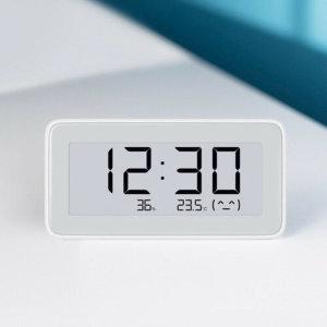 샤오미 블루투스 온습도 디지털 시계