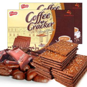 커피크래커/쿠키 대용량 2박스
