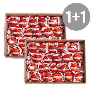 하루 세척사과 3kg(12-18과내외)X2박스#가정용
