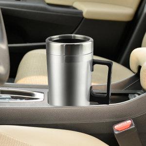 차량용 스테인레스 커피 포트 컵 홀더 머그컵