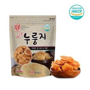 아주존 국내산 쌀 누룽지 3kg 1팩